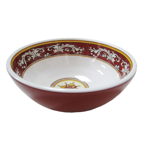 LeCadeux 131 Malaga Red  Cereal Bowl