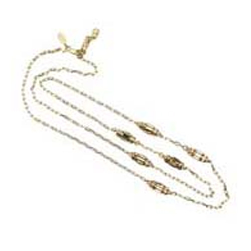 Judith Leiber Claire Baguette Station Necklace