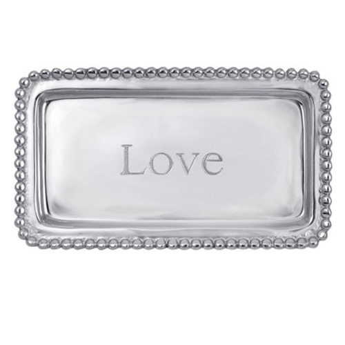 Mariposa l Love Statement Tray