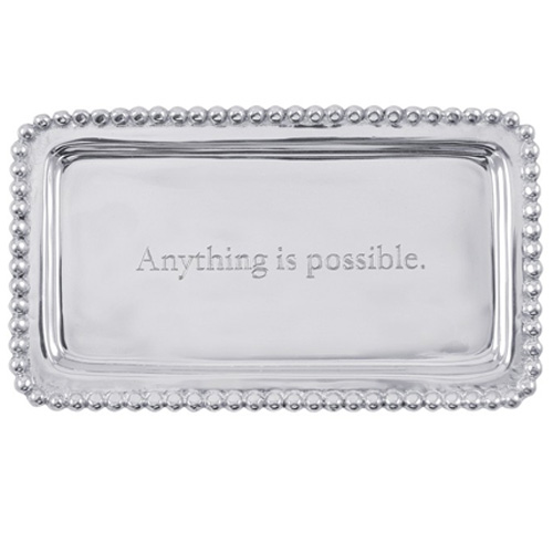 Mariposa Anything is Possible Statement Tray
