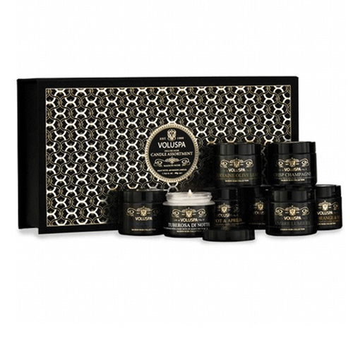 Volupsa Maison Noir- 8 Candle Gift Set