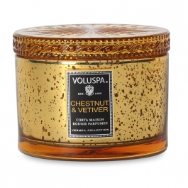 Volupsa Chestnut & Vetiver Candle