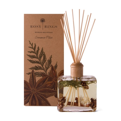 Rosy Rings Cinnamon Pinon Reed Diffusers