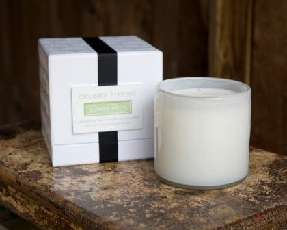 Lafco Dining Room Candle (Celery Thyme)