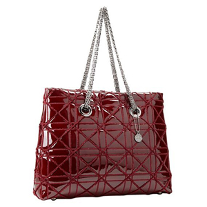 Big Buddha Perry Bag in Burgundy